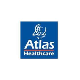Atlas Healthcare advert - with Malcolm Galea
