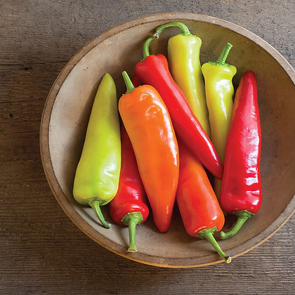 Piment fort - Hungarian Hot Wax