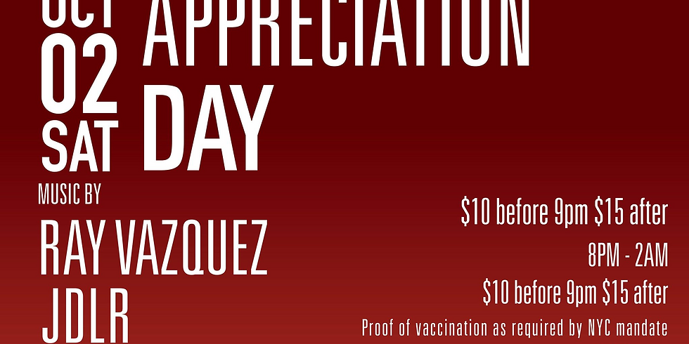 Justus Worldwide Appreciation Day