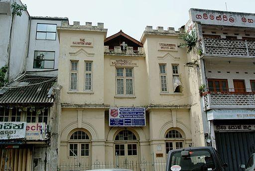 Salvation Army Church Kandy