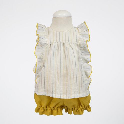 Linen Pastel Outfit