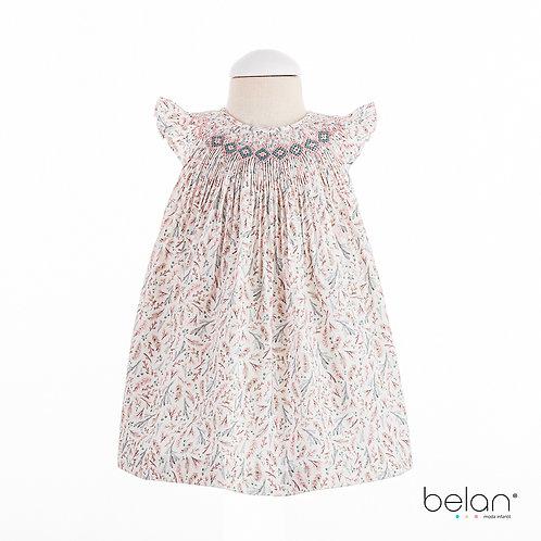 Baby Smock Dress, Natura