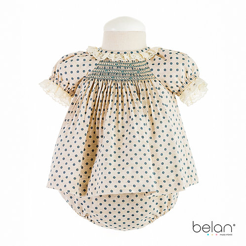 Smock Blouse & Bloomer, Caprice