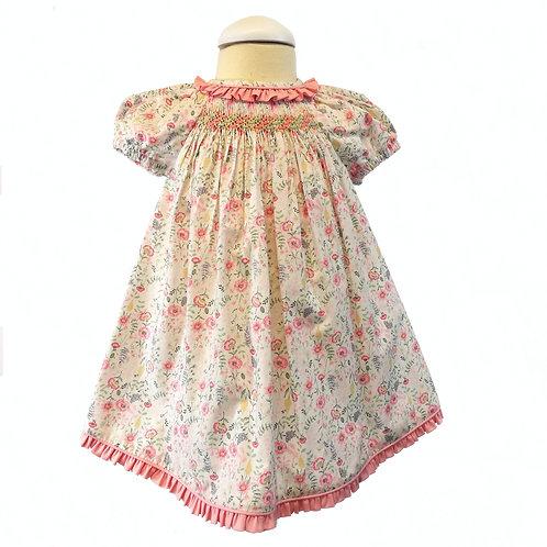 Primavera Smock Fly Dress