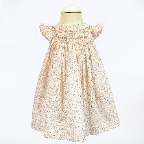 Fleur Clavelle Smock Fly Dress