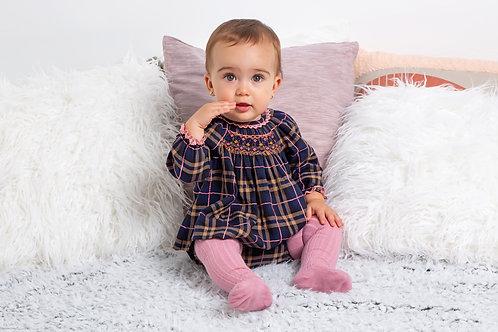 Baby Smock Set, Olivia