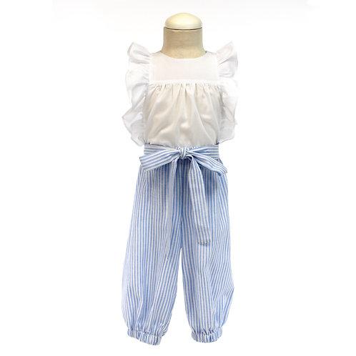 Maritime Linen Outfit