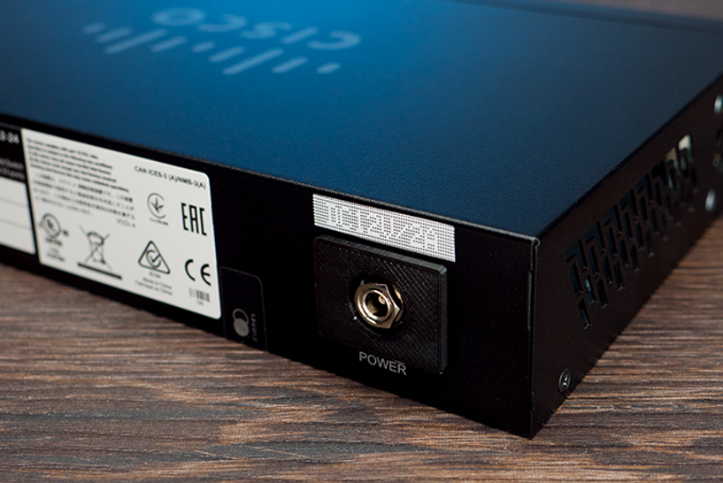 Clones audio SG112-24Mod audio networking switch