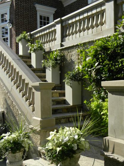 Wedding Stairs