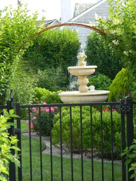 Summer Fountain