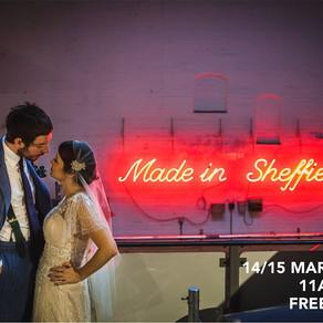 Wedding Open Weekend at Kelham Island Museum this weekend!
