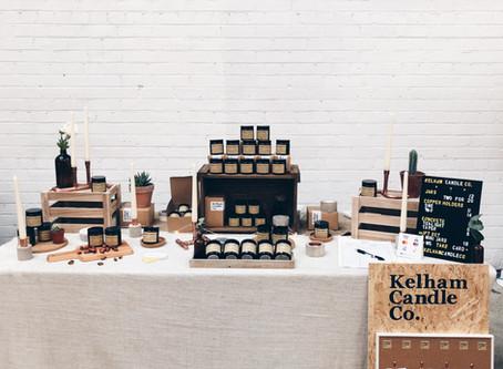 Meet Kelham Candle