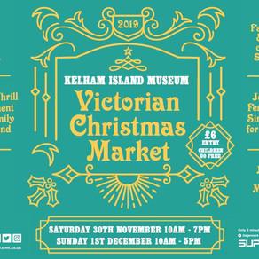 Event of the Week: Victorian Christmas Market @ Kelham Island Museum
