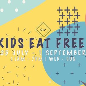 Offer of the Week: Kids Eat Free @ Cutlery Works