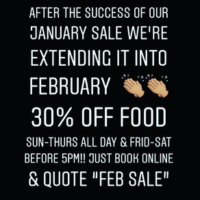 Eat Sardinian soul food for less @ Domo in February