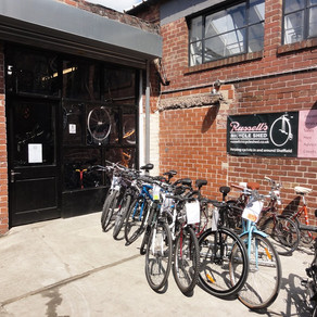 5% off second-hand bikes for students