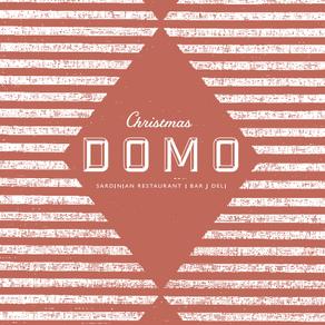 App Exclusive Xmas booking @ Domo