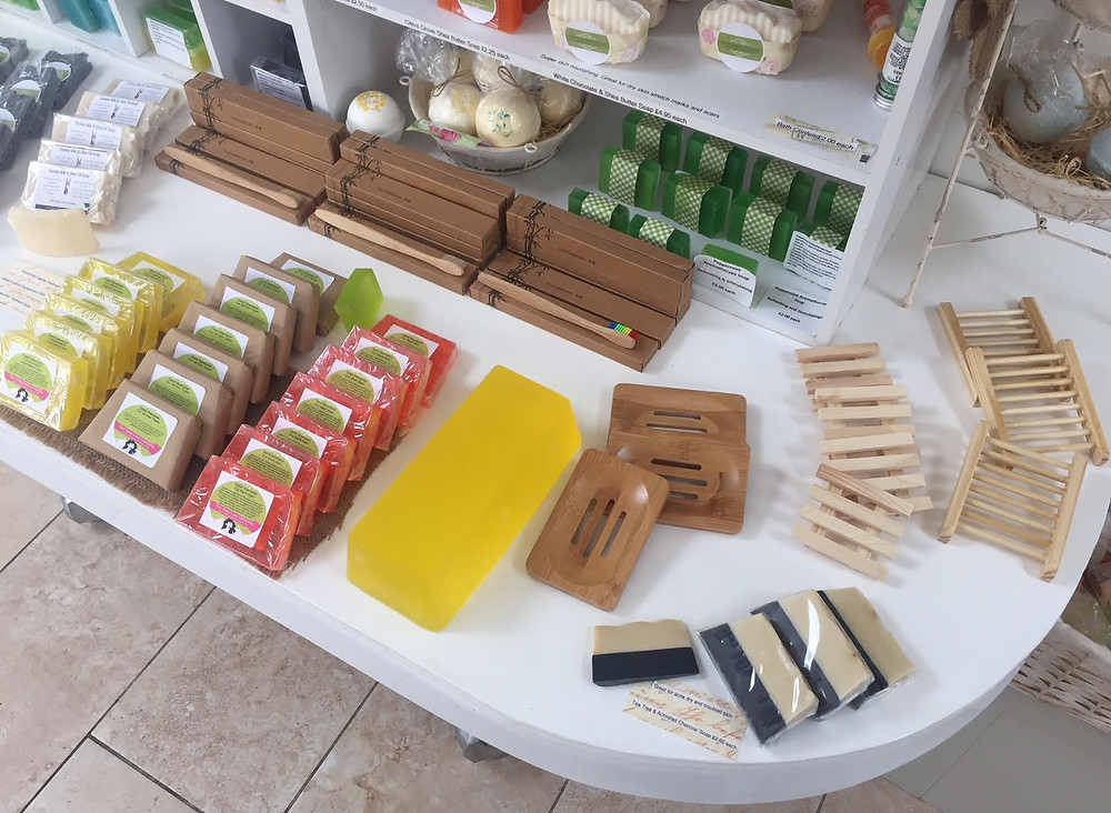 Kelham Island soap loaf