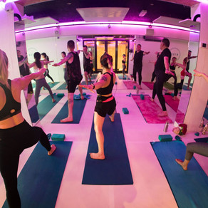Improve your body & mind for less with R1se Urban Yoga