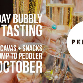 Competition time: Win a pair of tix for Cava tasting @ Peddler