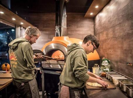 Meet Sunshine Pizza Oven