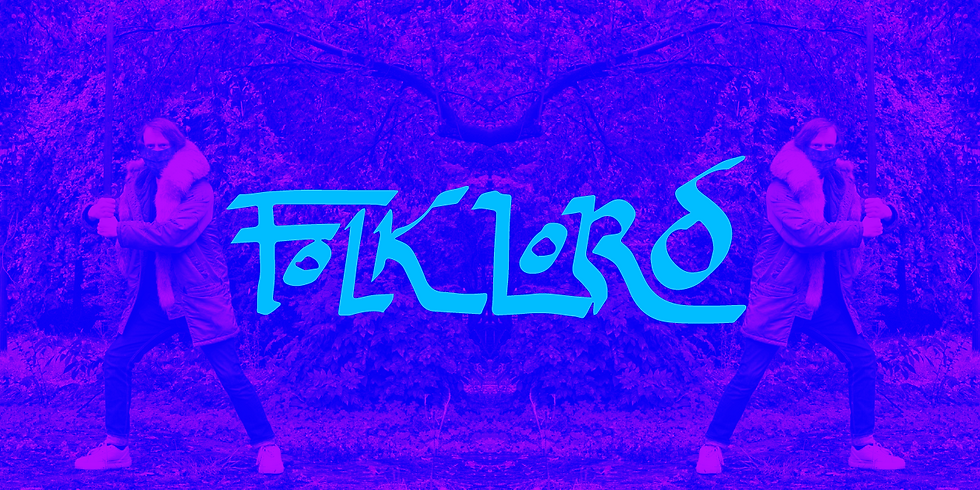 Folklord Experimental Tales ( Blessington.)