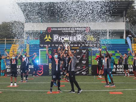 Nuevo equipo en la historia de la categoría mayor ¡Bienvenido Sporting!