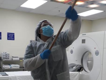 Hospital San Rafael de Alajuela aplicó medidas de control de infecciones