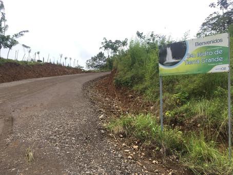Ruta turística de Guácimo estará lista en agosto