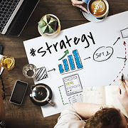 Achievement Strategy Business Discussion