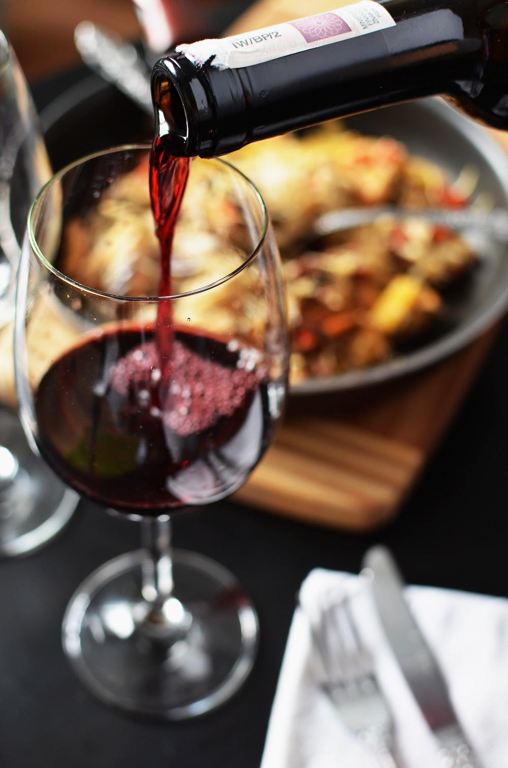 comida, vinho, cape town