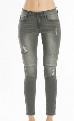 Low Rise Skinny Jean