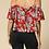 Thumbnail: Aloha Floral Frilly Short Top
