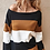 Thumbnail: Cozy Striped Sweater