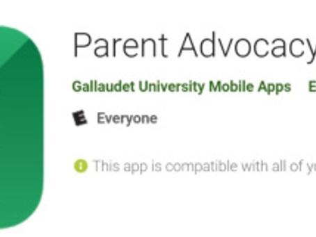 Parent Advocacy App
