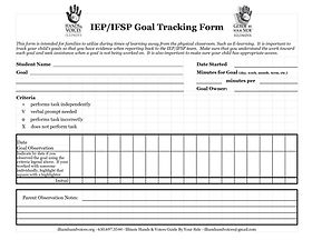 IEP data tracker e-learning ILHVGBYS 202