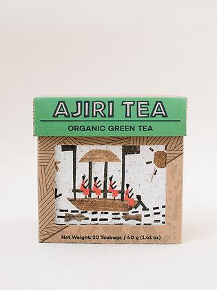 Kenyan Organic Green Tea
