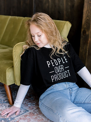 People Over Product | Unisex