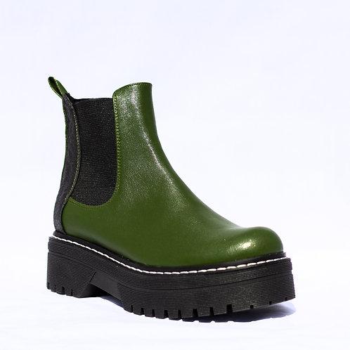 Combat Boots Verdes
