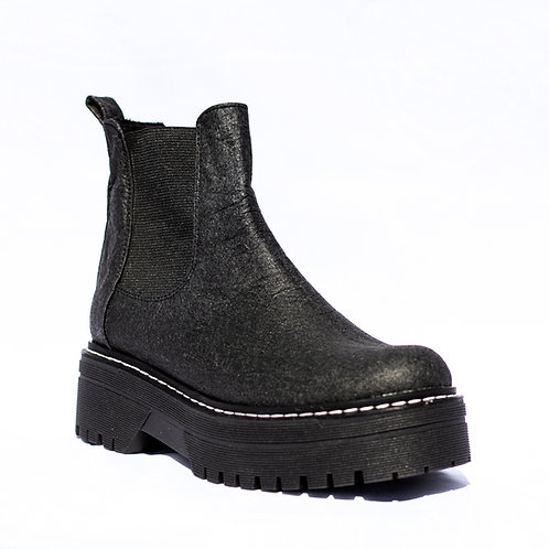Combat Boots Negras