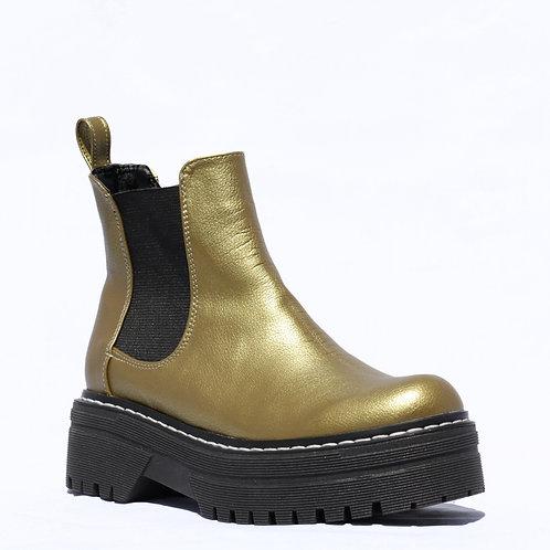 Combat Boots Oro