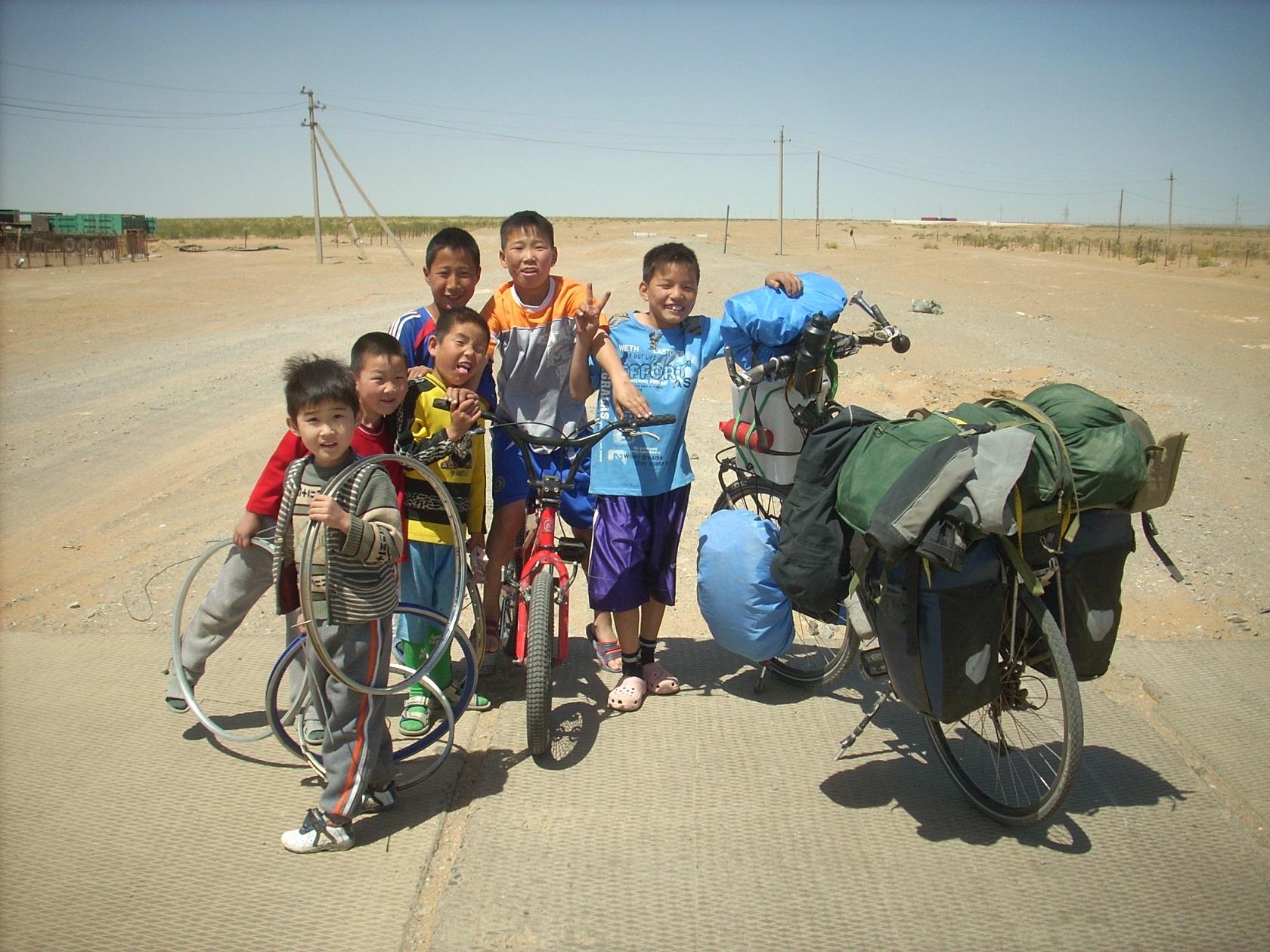 Mongolie Enfant Voyage Beatrie Maine