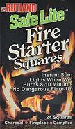 Rutland Safe Lite Fire Starter Squares.j