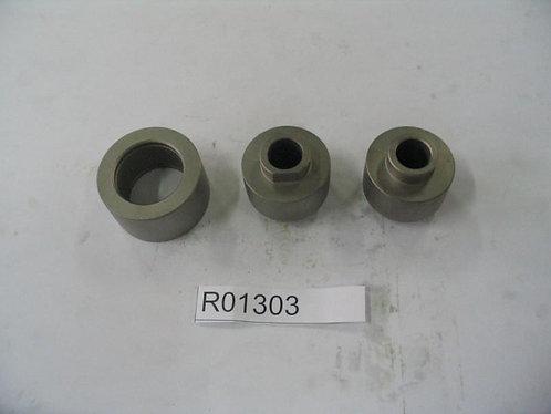 R01303 Grinding wheels Holder Pulleys