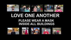 Please Help Us Keep Everyone Safe