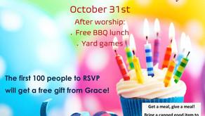 Celebrate Grace's 22nd Birthday!