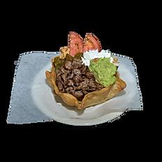 #14 Beef / #15 Chicken Fajita Taco Salad