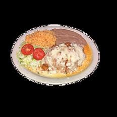 #47 Chile Relleno Plate