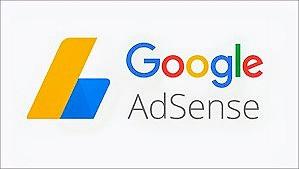 Picture of google AdSense.