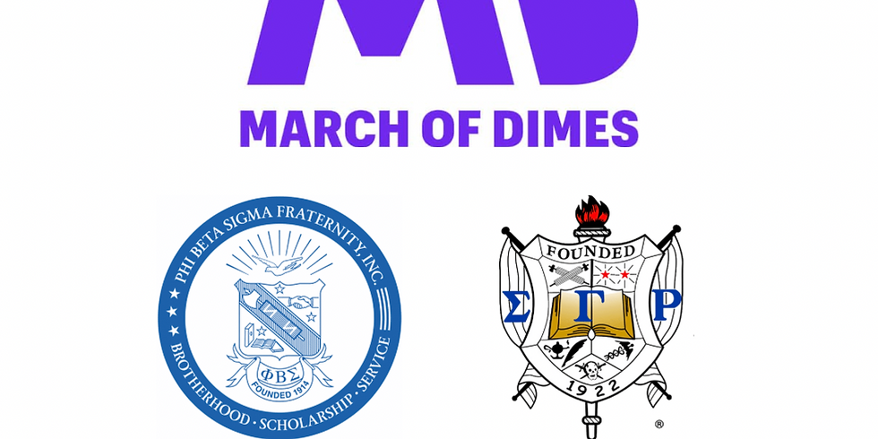 March of Dimes fundraising challenge